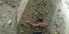 JHU Bouldering Competition