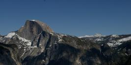 Yosemite, Yosemite Falls in March